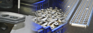Pedal de coche, forjado en aluminio