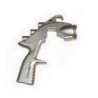 Pistola de pintura forjada en aluminio y anodizado