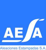 Logo Aleaciones Estampadas S.A. - AESA Forja de aluminio y aleaciones ligeras