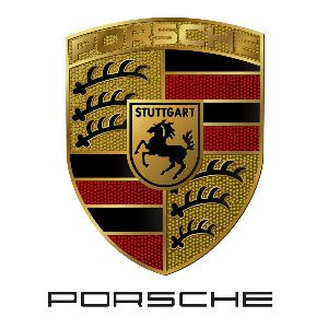 Porsche-Logo_Automobile_aluminium_forging_parts