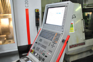 Mecanizado CNC 5 ejes AESA Forja Aluminio