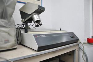 Departamento Verificación Calidad ISO 9000 tratamiento superficial