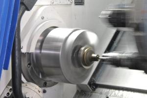 Mecanizado CNC AESA Forja Aluminio