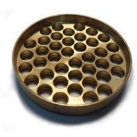 Pîezas Forjadas en aleaciones de cobre, latones y aluminios