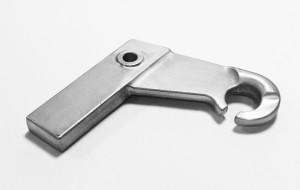 Piezas para Ferrocarril forja en latones y aluminios
