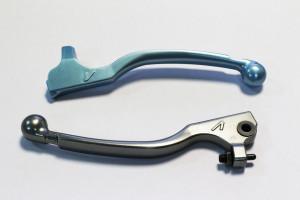 Pieza para motocicleta forjada en aluminio
