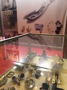 Stand Aleaciones Estampadas S.A. - AESA in Metalmadrid 2015 Industrial Show Forging for Automobile