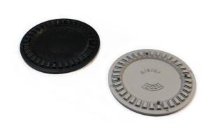 Quemadores en aluminio forjado y recubrimiento cerámico