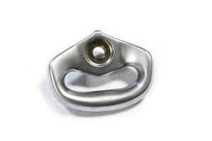 Componente Automoción forjado en aluminio