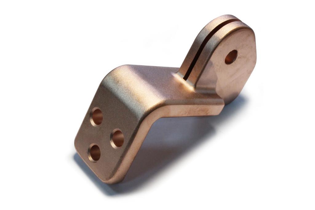 Material eléctrico forja en aleaciones de cobre