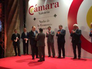 AESA en los Premios Cámara de Comercio de Valencia