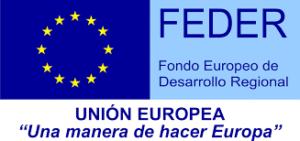 Logo Fondos FEDER Unión Europea para web AESA