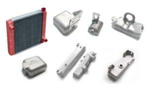Fabricación componentes forja de aluminio para Automoción