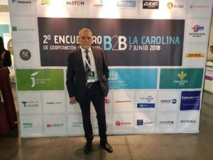 AESA participó en los Encuentros B2B La Carolina
