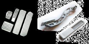 Piezas de Forja de Aluminio para Automoción_1