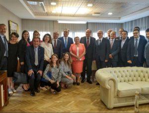 Foto grupo AESA en Cámara de Comercio_Delegación Turquía