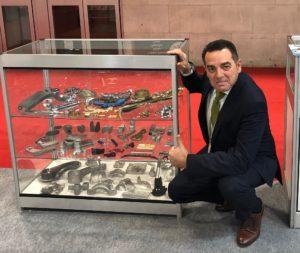 Stand de AESA en MetalMadrid 2019_Forja aleaciones ligeras_4