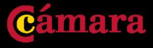 Logo CÁMARA ESPAÑA ayudas Xpande Digital