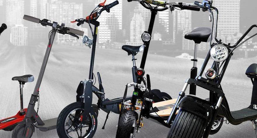 Vehículos movilidad urbana Web 2