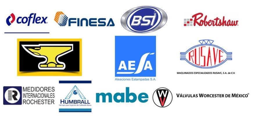 Logos AESA_Proyecto Forja Latón Aluminio México