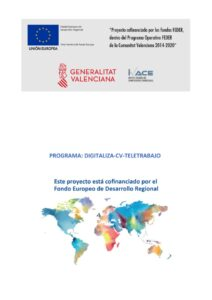 Cartel Ayudas digitaliza AESA_IVACE